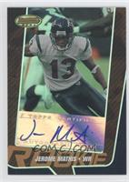 Jerome Mathis /99