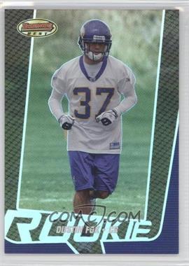 2005 Bowman's Best - [Base] - Silver #65 - Dustin Fox /25