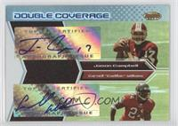 Jason Campbell, Cadillac Williams /50