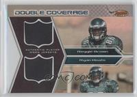 Reggie Brown, Ryan Moats /50