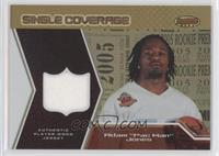 Pac Man Jones /50