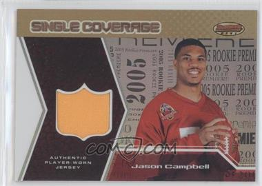 2005 Bowman's Best [???] #SCR-JC - Jason Campbell /50
