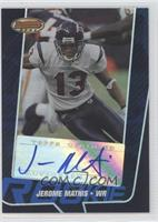 Jerome Mathis /299