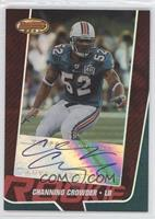Channing Crowder /499
