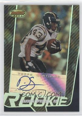 2005 Bowman's Best #141 - Darren Sproles /999
