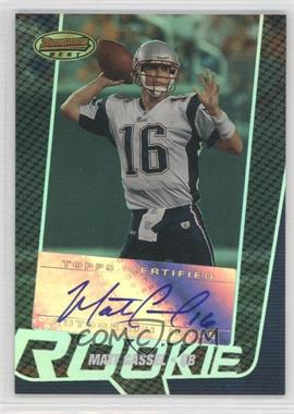 2005 Bowman's Best #149 - Matt Cassel /999