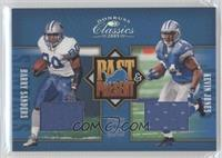 Barry Sanders, Kevin Jones /50