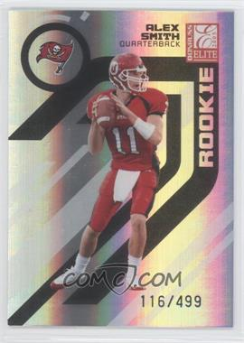 2005 Donruss Elite - [Base] #105 - Alex Smith /499