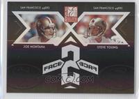 Joe Montana, Steve Young /500