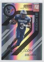 Jerome Mathis /499