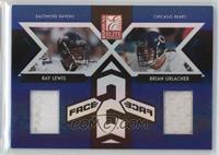 Ray Lewis, Brian Urlacher /250