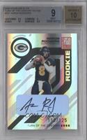 Aaron Rodgers /125 [BGS 9]
