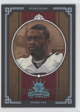 2005 Donruss Throwback Threads [???] #GK-19 - Michael Vick /10