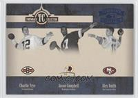 Charlie Frye, Alex Smith, Jason Campbell /100