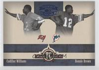 Cadillac Williams, Ronnie Brown /100