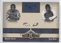 Mark Clayton, Ryan Moats /100