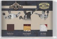 Charlie Frye, Alex Smith, Jason Campbell /25
