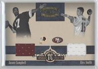 Alex Smith, Jason Campbell /150