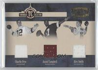 Charlie Frye, Jason Campbell, Alex Smith /100