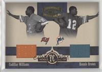 Cadillac Williams, Ronnie Brown /150
