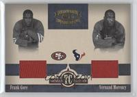 Frank Gore, Vernand Morency /150
