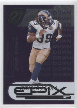 2005 Donruss Zenith - Epix - 2nd Down Purple #E-15 - Steven Jackson /250