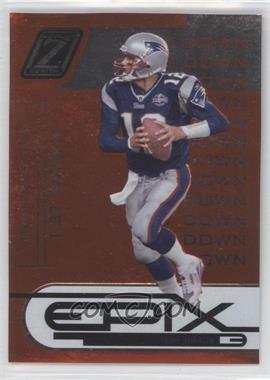 2005 Donruss Zenith [???] #E-24 - Tom Brady /1000