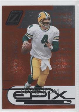 2005 Donruss Zenith [???] #E-3 - Brett Favre /1000