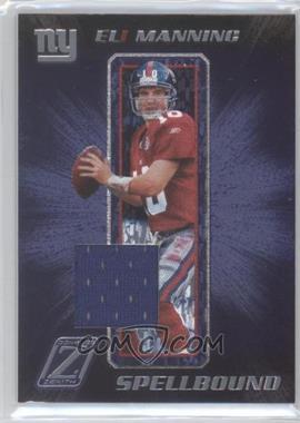 2005 Donruss Zenith [???] #S-12 - Eli Manning /250