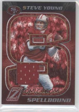 2005 Donruss Zenith [???] #S-21 - Steve Young /250