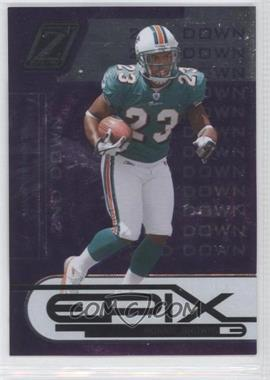 2005 Donruss Zenith Epix 2nd Down Purple #E-22 - Ronnie Brown /250