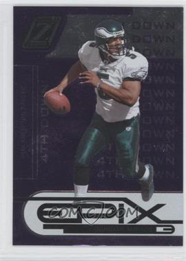 2005 Donruss Zenith Epix 4th Down Purple #E-11 - Donovan McNabb /100