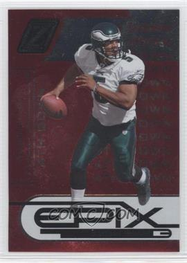 2005 Donruss Zenith Epix 4th Down Red #E-11 - Donovan McNabb /50