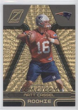 2005 Donruss Zenith Gold Artist's Proof #139 - Matt Cassel /25