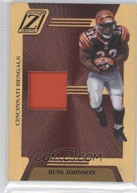 2005 Donruss Zenith Z-Jerseys Prime #Z - 15 - Rudi Johnson /100