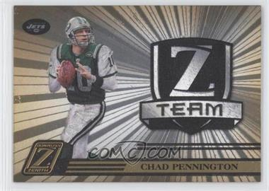 2005 Donruss Zenith Z Team Gold #ZT-19 - Chad Pennington /100