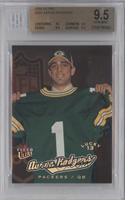 Aaron Rodgers /599 [BGS 9.5]