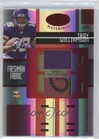 Troy Williamson /150