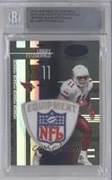 Larry Fitzgerald /1 [BGS AUTHENTIC]