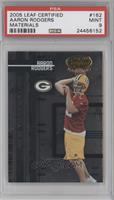 New Generation - Aaron Rodgers /1000 [PSA 9]