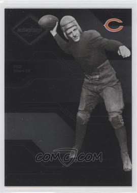 2005 Leaf Limited - [Base] #139 - Red Grange /599