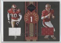 Jerry Rice, Steve Young /75