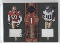 Jerry Rice, Torry Holt /75