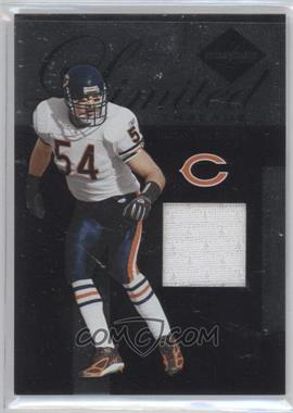 2005 Leaf Limited Threads #LT-10 - Brian Urlacher /75
