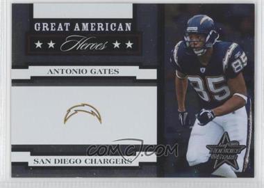 2005 Leaf Rookies & Stars [???] #GAH-3 - Antonio Gates /750