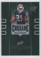 Willis McGahee /750
