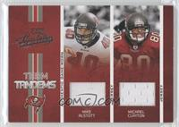Mike Alstott, Michael Clayton /150
