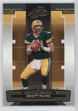 2005 Playoff Absolute Memorabilia Retail #58 - Brett Favre