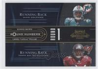 Carlos Rogers, Jason Campbell, Ronnie Brown, Carnell Williams /500