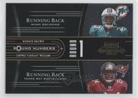 Ronnie Brown, Carnell Williams /1500